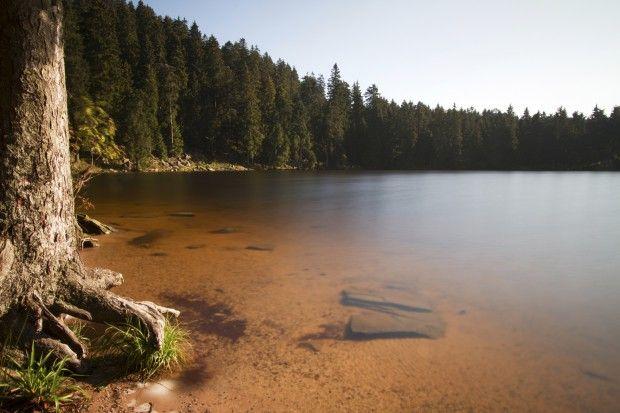 Lac du Mummelsee - Forêt noire Allemagne