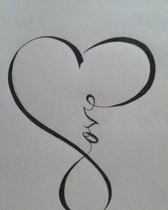 Love, Infinity | Tattoo Ideas Central | best stuff
