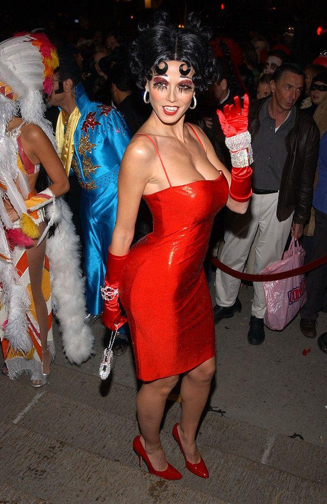 Celebrity Halloween Costumes 1
