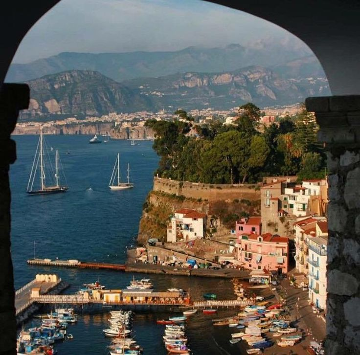 Private shore excursion of Pompeii and the Amalfi coast from Sorrento port with english speaking drivers in luxury Mercedes vehicles. http://www.sorrentolimousineservice.com/en/pompeii-amalfi-coast-tour-from-sorrento-port