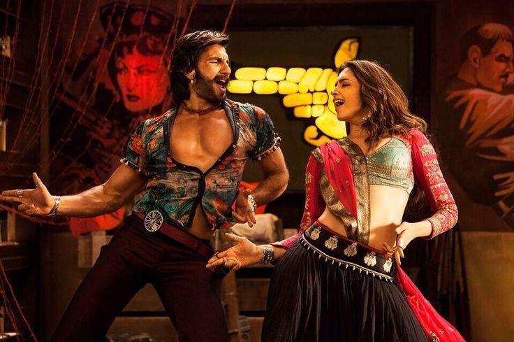 Ranveer Singh & Deepika Padukone - RamLeela