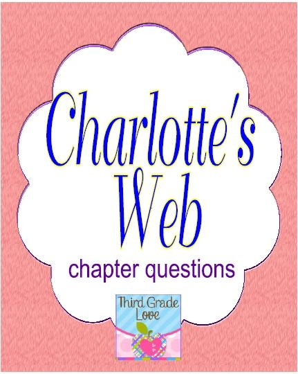 Third Grade Love: Charlottes Web