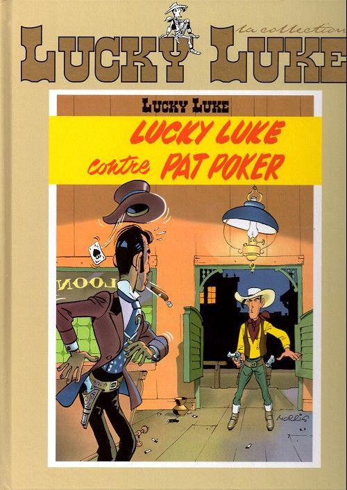 Lucky Luke - La collection (Hachette) -33- Lucky luke contre Pat Poker