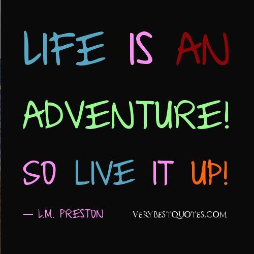 Live it up!*