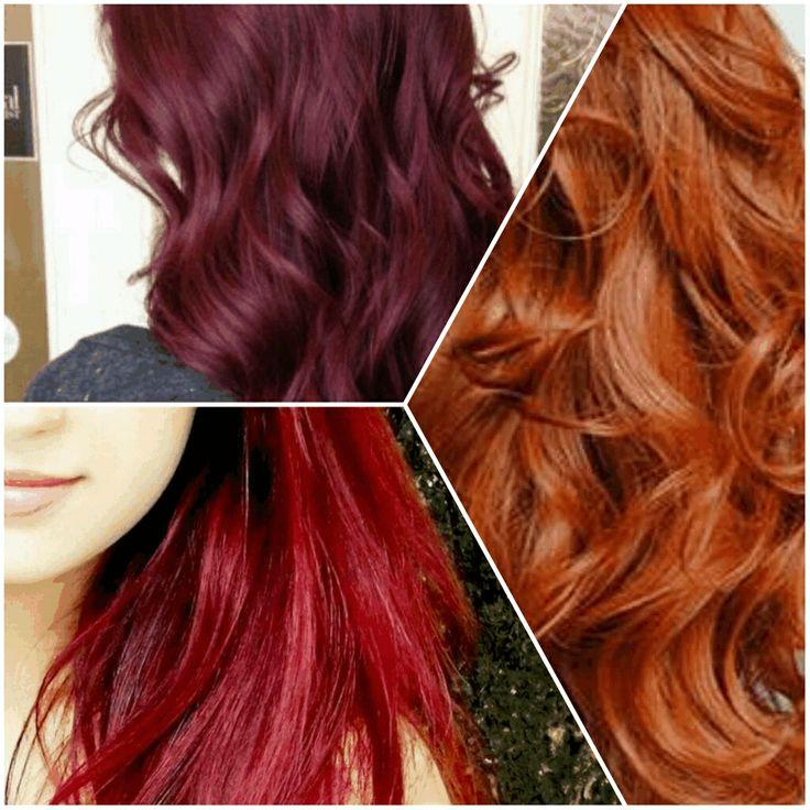 ahora pornostar cabello rojo