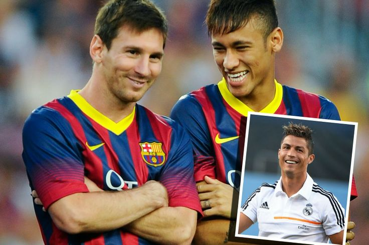 The Legend Lionel Messi: Neymar: Messi better than Ronaldo