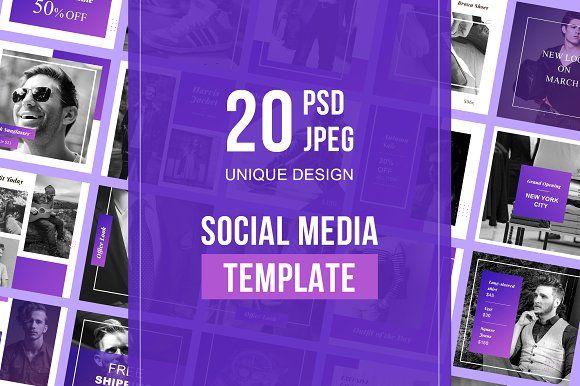 Bepro Social Media Design Social Media Design Social Media Social Media Template