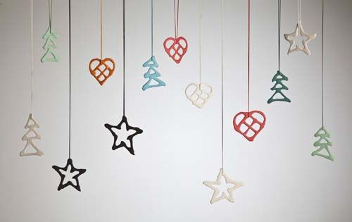 Lars Rank - Classical Christmas decorations. - News | Corfixen
