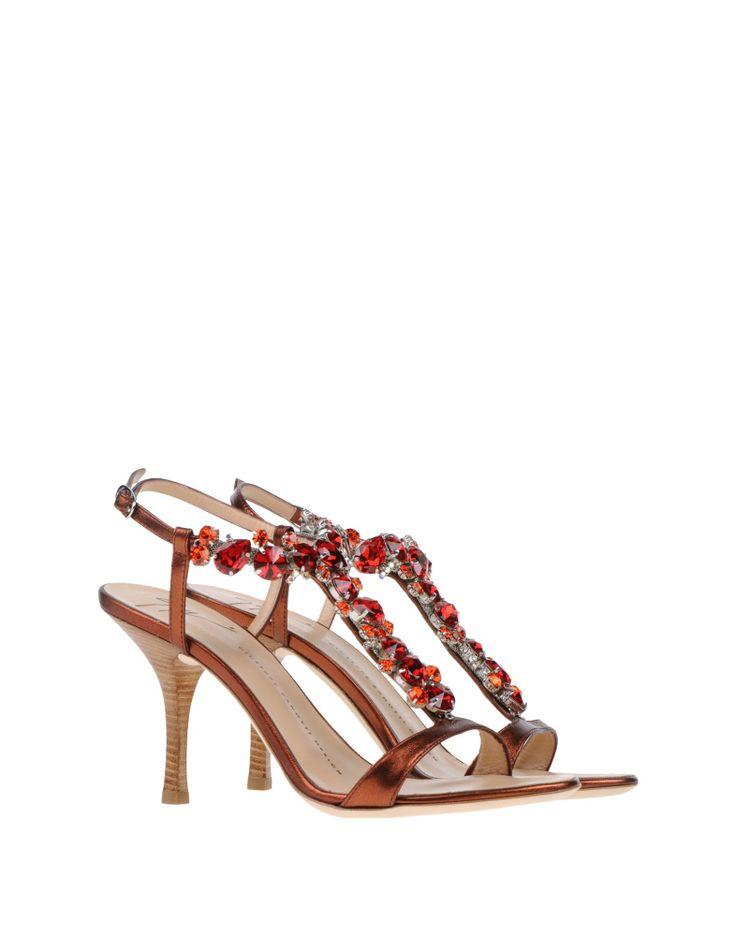Giuseppe zanotti design Women - Footwear - Sandals Giuseppe zanotti design on YOOX