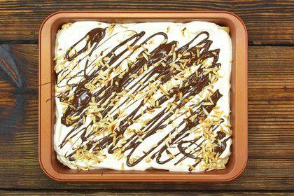 Bananensplit-Kuchen, ein gutes Rezept aus der Kategorie Frucht. Bewertungen: 3. Durchschnitt: Ø 3,6.