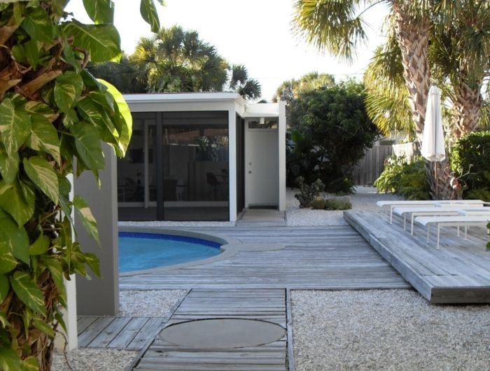 57 best Piscine images on Pinterest Houses with pools, Swimming - amenagement bord de piscine