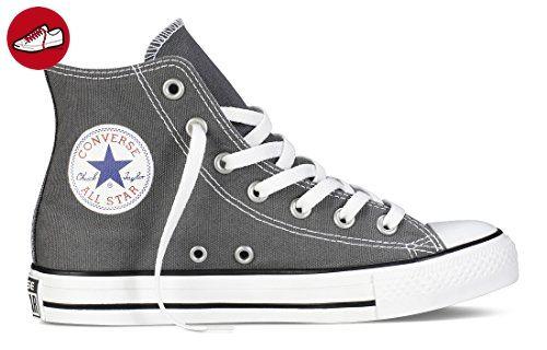 Converse Chuck Taylor All Star, Unisex-Erwachsene Hohe Sneakers, Grau (Charcoal), EU 36 EU - Converse schuhe (*Partner-Link)