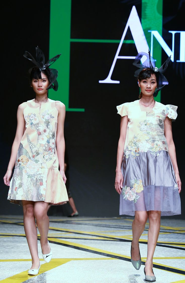 Vietnam Fashion Week SS16 - Ready to wear. Designer: Minh Hanh. Photo: Cao Duy