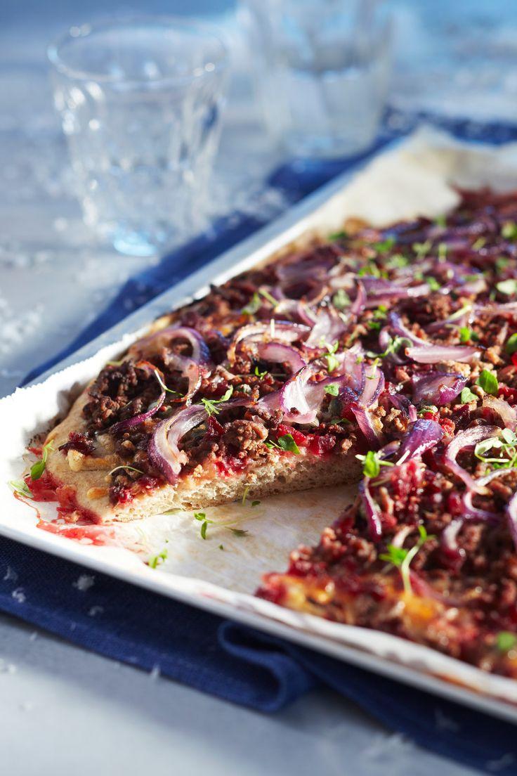 Lindströmin pizzapiirakka | K-Ruoka