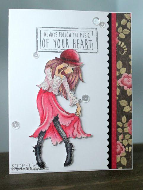 LOTV - Romantic Rock by Karen Oliver