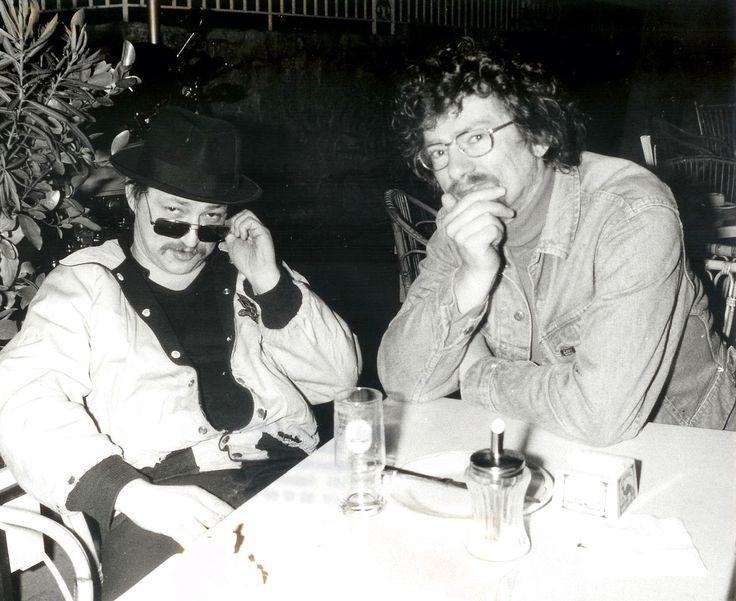 Christian Braad Thomsen var ven med den tyske instruktør Rainer Werner Fassbinder, der i løbet af 14 år skrev og instruerede 60 enkeltfilm for biograf