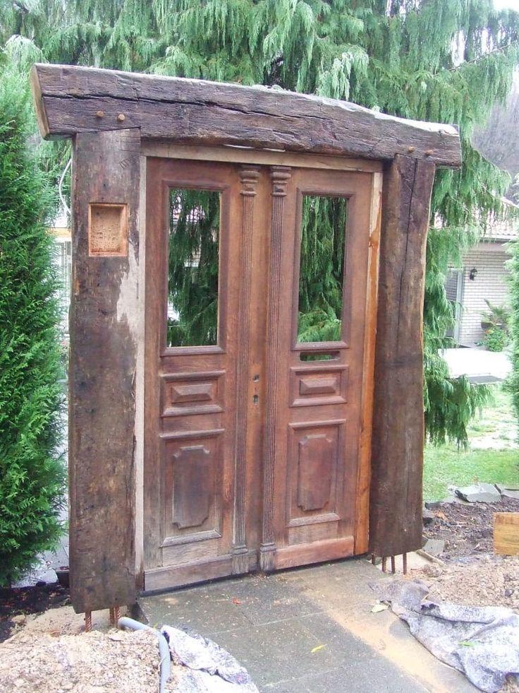 Garten Gestaltung Fachwerk Bau Recycled Holz Garten Von Chippie Pining Fotos Gartengestaltung Diy Gartenprojekte Garten Design