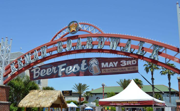 Kemah Beer Fest | Kemah, TX #BayAreaHouston
