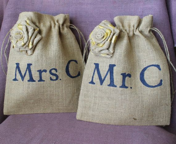 Wedding Money Dance Bag. Mr. & Mrs. Bags. by MadyBellaDesigns