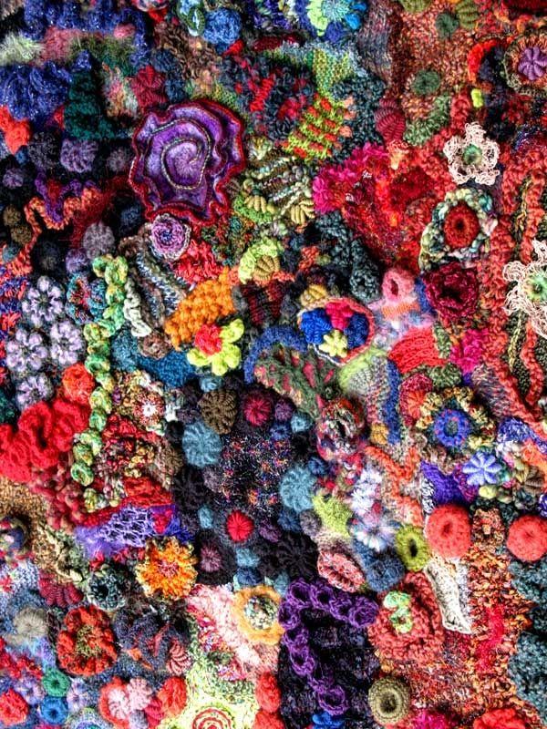 270 best freeform crochet images on Pinterest   Chrochet, Freeform ...