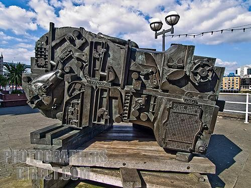 paolozzi sculpture - Google Search