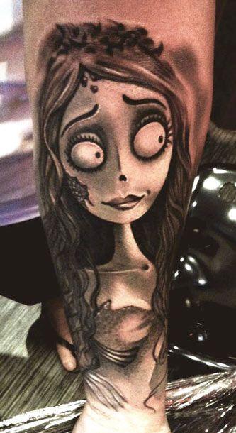 Tattoo Artist - Eze Nunez - Cartoon tattoo