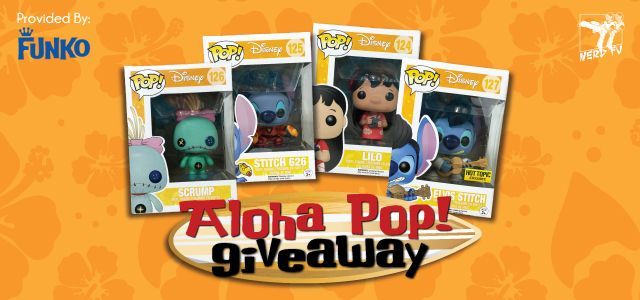 Aloha! Stitch 626, Lilo, Scrump