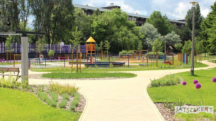 Referenciaként szolgáló megvalósult munkáink, melyekre büszkék vagyunk. Játszótér, szabadidőpark, árnyékolók, napvitorlák Budapesten és vidéki városokban, településeken egyaránt.