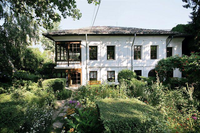 Casa Melic-Bucuresti sec. XVIII