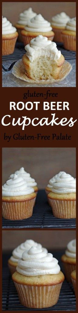 Gluten-Free Root Beer Cupcakes By Gluten-Free Palate