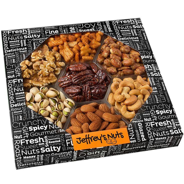 Roshni TV: Christmas Holiday Nuts Gift Basket Assortment Set ...