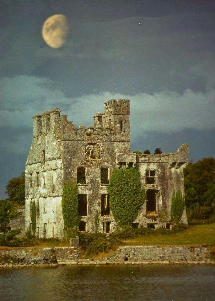 Castle Menlo Galway, Ireland