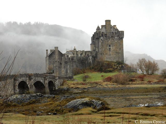 Where to go in Scotland - the best road trip ever through the Highlands and into Skye.