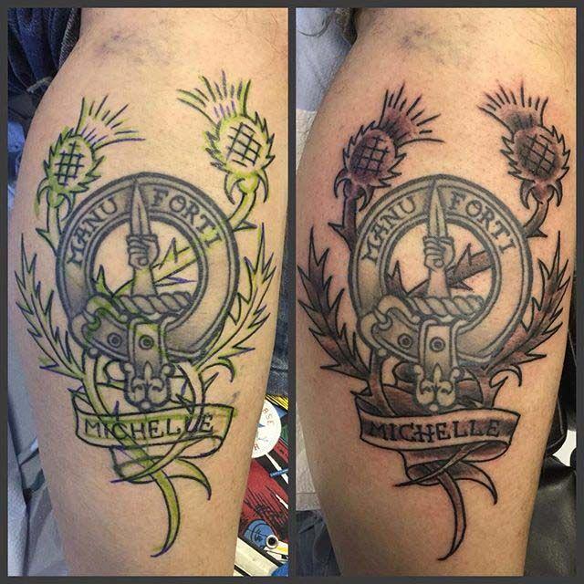 Scottish Clan Tattoos: 1000+ Ideas About Scottish Tattoos On Pinterest