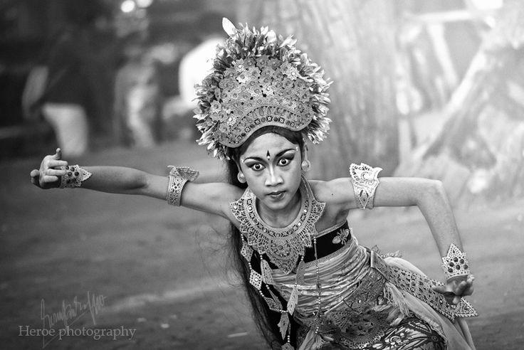 Bali Dancer - Denpasar, Bali