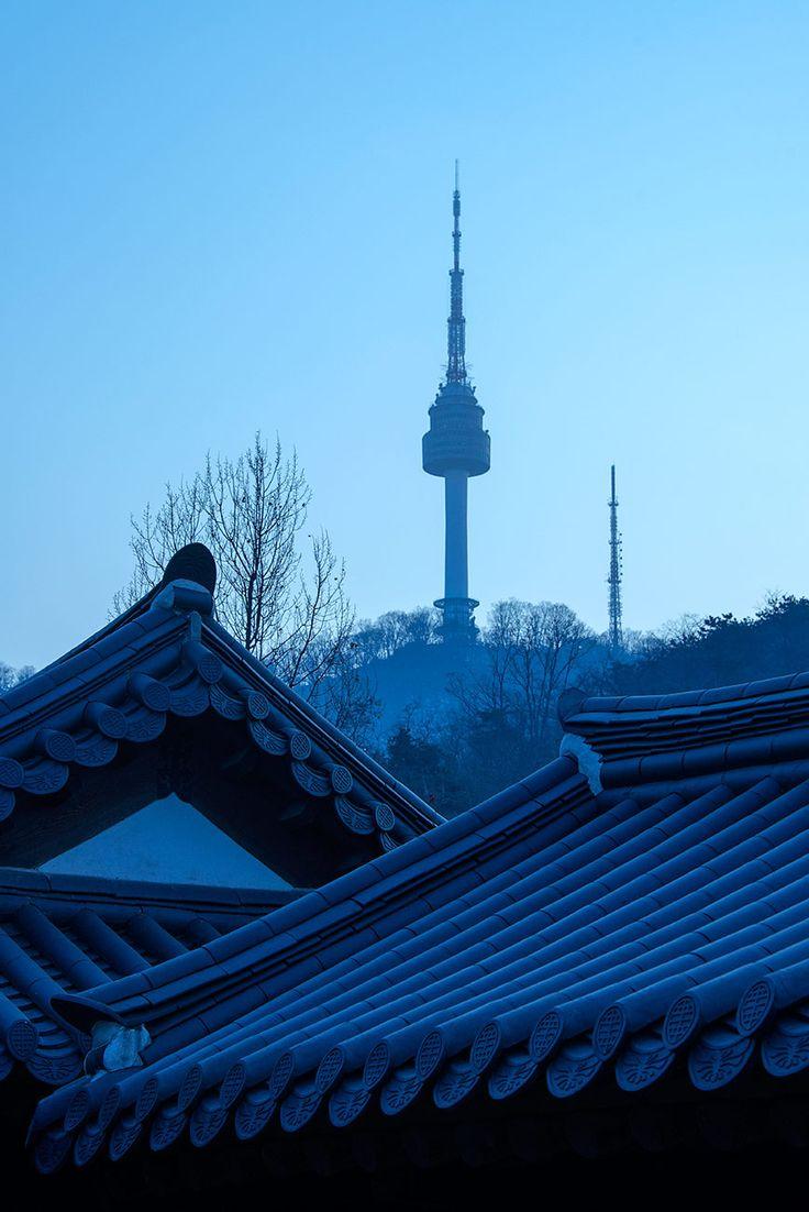 Seúl, Corea. De viaje