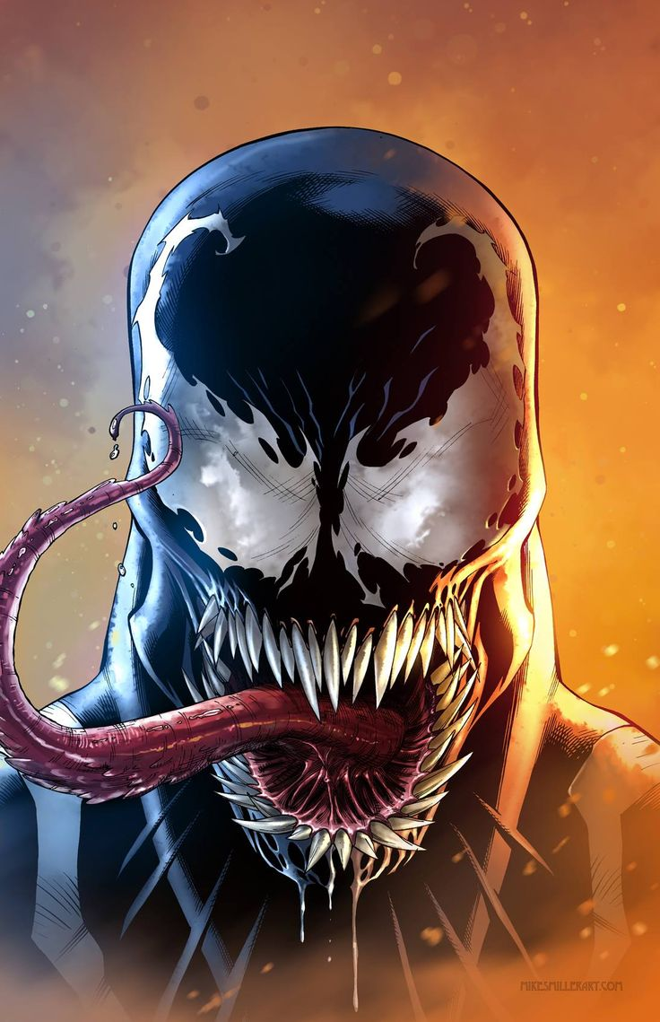 Venom by Mike S. Miller *