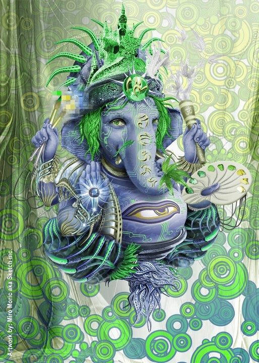 beautiful blue ganesha stuff i love pinterest ganesh ganesha and lord ganesha. Black Bedroom Furniture Sets. Home Design Ideas