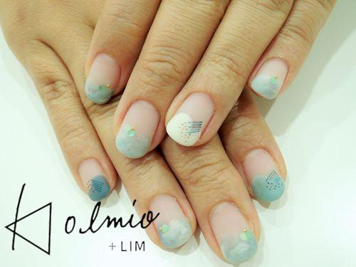 nail snap | 大島有稀 | 3 JUN. 2015 | LIM | LESS IS MORE