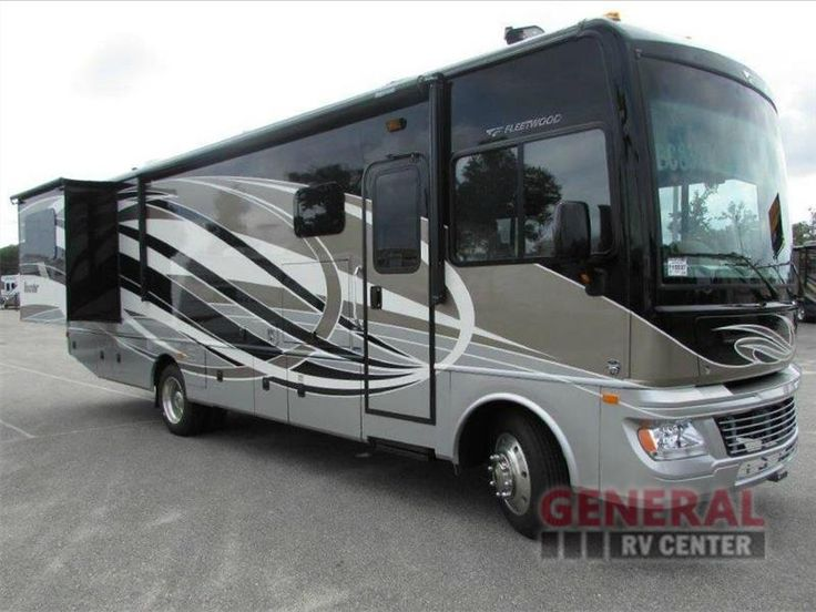 New 2015 Fleetwood Rv Bounder 33c Motor Home Class A At General Rv Orange Park Fl 115537