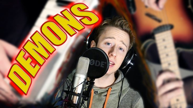 Demons - Randler Music, Roomie, Jonas Frisk, Martin Olsson (Cover)