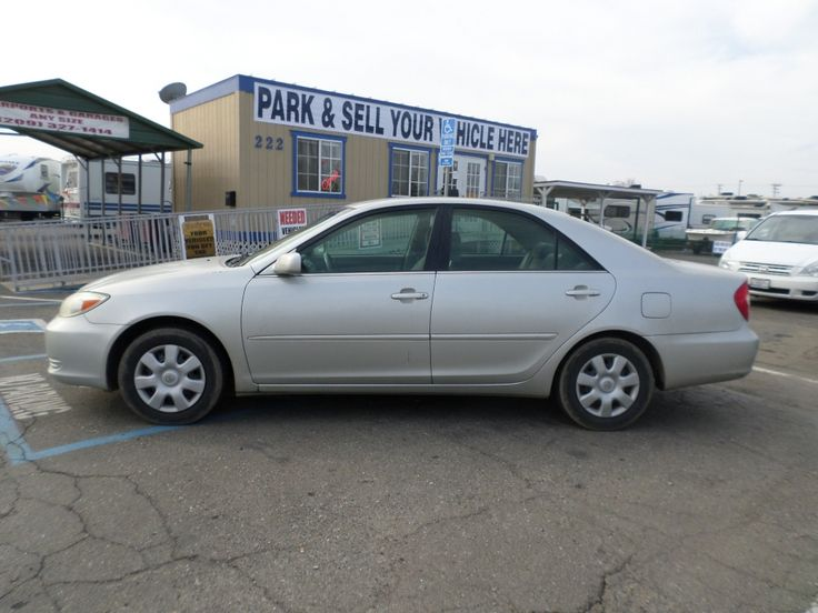 2002 Toyota Camry LE For Sale by Owner
