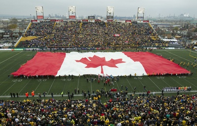 Farewell To Ivor  Wynne Stadium! Long-time home of the Hamilton Tiger-Cats