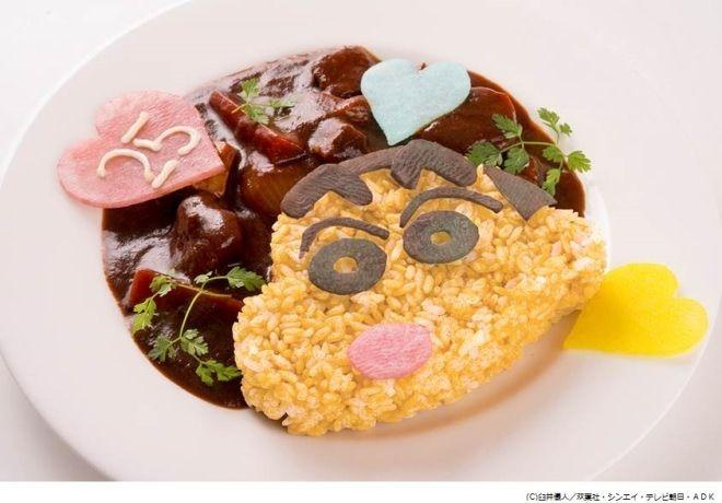 嵐を呼ぶ!?「クレヨンしんちゃん」とのコラボカフェ「ビストロ オラマチ」、東京ソラマチにオープン!