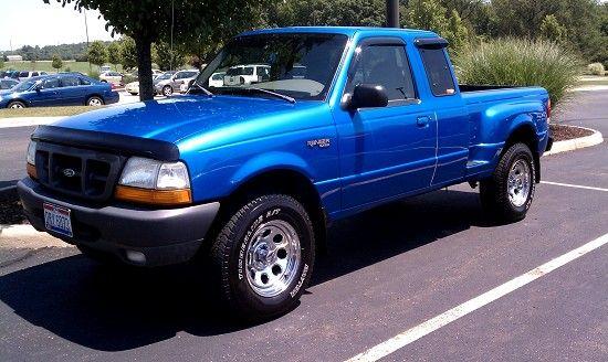 Custom Ford Ranger 4x4 1998 ford ranger 4x4 $6,000