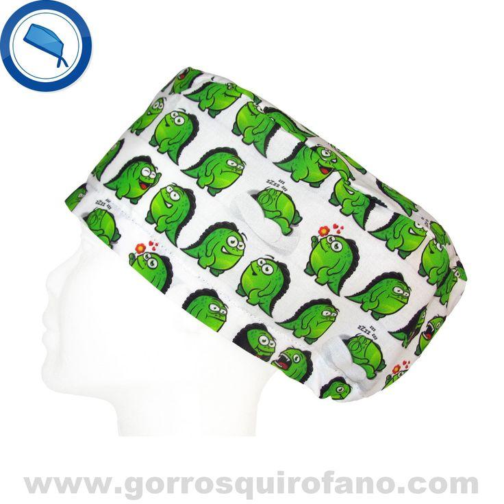 http://www.gorrosquirofano.com/producto/gorros-quirofano-monstruos-verdes-divertidos/ Gorros quirofano monstruos verdes divertidos