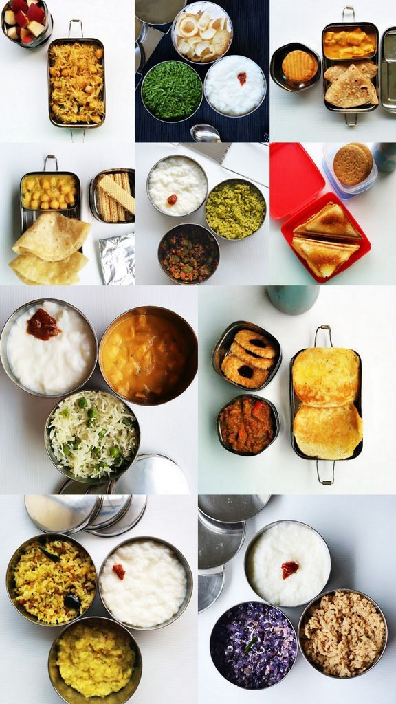 Easy Indian #Lunchbox recipes