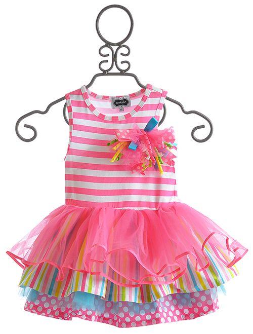 Mud Pie Little Girls Birthday Dress $46.00