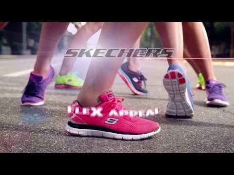 @SKECHERS USA Flex Appeal :30 Commercial SKECHERS is now looking for franchisees and wholesale partners in Italy