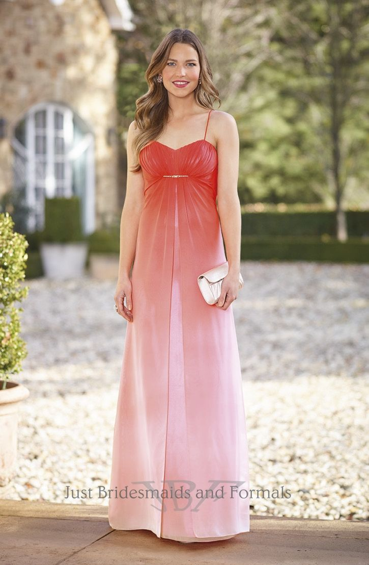 MK KB5351 - Montreal Ombre Dress